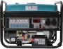 Бензиновый генератор Könner&Söhnen KS 3000E