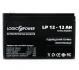 Герметичные свинцово-кислотные аккумуляторные батареи LOGICPOWER LP12-12AH