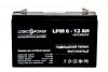 Герметичные свинцово-кислотные аккумуляторные батареи LOGICPOWER LPM6-12AH