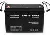 Герметичные свинцово-кислотные аккумуляторные батареи LOGICPOWER LPM12-100AH