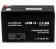 Герметичные свинцово-кислотные аккумуляторные батареи LOGICPOWER LPM12-7.5AH