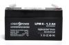 Герметичные свинцово-кислотные аккумуляторные батареи LOGICPOWER LPM6-1.3AH