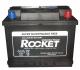 Автомобильные стартерные батареи Rocket 6СТ-60 SMF 56030 R+