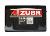 Автомобильная стартерная батарея ZUBR 6СТ-74 680А ULTRA L+