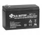 Аккумуляторная батарея B.B. Battery BP7/7.2-12/T1