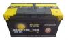 Автомобильная стартерная батарея KINETIC 6СТ-225 1200А M3 R+
