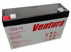Ventura VG 6-12 GELГелевая аккумуляторная батарея VENTURA VG 6-12 GEL