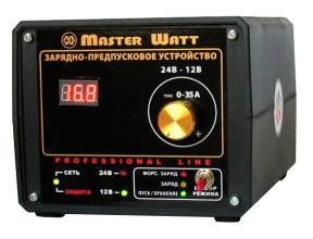 Master Watt ПЗУ 35А 12-24В