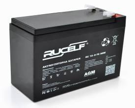 Rucelf RC 12-9 F2 AGM Black