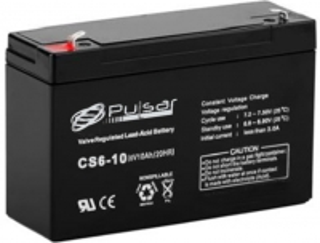 Pulsar CS6-12