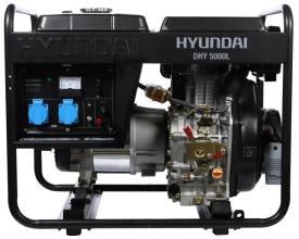 HYUNDAI DHY5000LДизельный генератор Hyundai DHY5000L