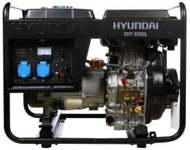 HYUNDAI DHY6500LДизельный генератор Hyundai DHY6500L