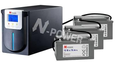 N-Power MEV-3000 LT