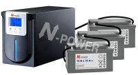N-Power MEV-10000 LT