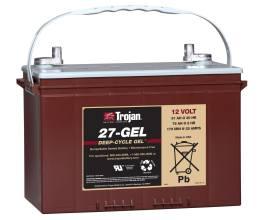 TROJAN 27-GELАккумуляторная батарея Trojan 27-GEL