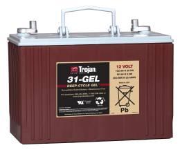 TROJAN 31-GELАккумуляторная батарея Trojan 31-GEL