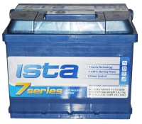 ISTA 7 SERIES 6СТ-60 A2 560 22 02 L+