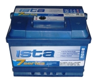 ISTA 7 SERIES 6СТ-60 A2 H 560 22 14 R+