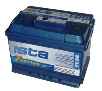ISTA 7 SERIES 6СТ-60 A2 H 560 22 12 L+