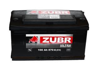 Zubr 6СТ-100 820А ULTRA R+
