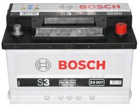 BOSCH 6СТ-70H 0092S30070 R+