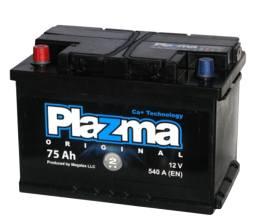 PLAZMA Original 6СТ-75 575 62 02 L+