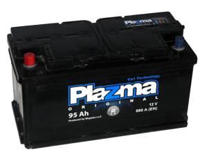 PLAZMA Original 6СТ-95 595 62 02 L+