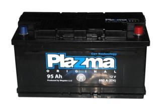 PLAZMA Original 6СТ-95 595 62 04 R+