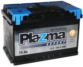 PLAZMA EXPERT 6СТ-74 574 63 02 L+