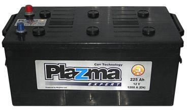 PLAZMA EXPERT 6СТ-225 725 63 02 L+
