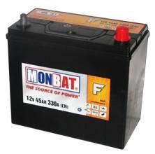 MONBAT 6СТ-45 545 70 14 SMF R+