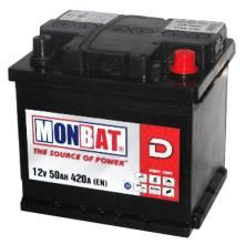 MONBAT 6СТ-50 550 70 04 MF R+