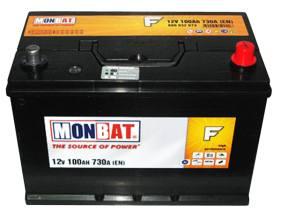 MONBAT 6СТ-100 600 70 14 SMF R+