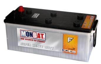 MONBAT 6СТ-140 640 70 02 SHD L+
