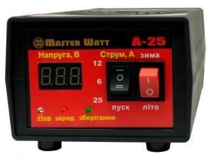 Master Watt А25 12В 25А