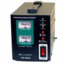 Luxeon AVR-500 VA black