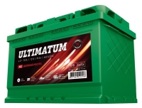 Akom Ultimatum 6СТ-70 570 53 04 R+