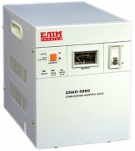 ЭЛИМ Украина СНАП-5000Стабилизатор напряжения однофазный ELIM СНАП-5000