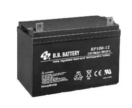 B.B. Battery BP100-12Аккумуляторная батарея B.B. Battery BP100-12