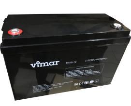 Luxeon B100-12Аккумуляторная батарея VIMAR B100-12