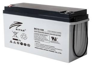 RITAR DC12-150Аккумуляторная батарея RITAR DC12-150