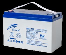 RITAR DG12-100Аккумуляторная батарея RITAR DG12-100
