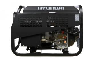 HYUNDAI DHYW 210ACДизельный сварочный генератор Hyundai DHYW 210AC