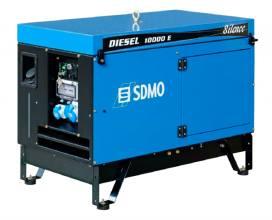SDMO Diesel 10000 E SilenceДизельный генератор SDMO Diesel 10000 E Silence