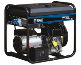 SDMO Diesel 10000 E XL CДизельный генератор SDMO Diesel 10000 E XL C