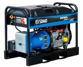 SDMO Diesel 20000 TE XL AVR CДизельный генератор SDMO Diesel 20000 TE XL AVR C