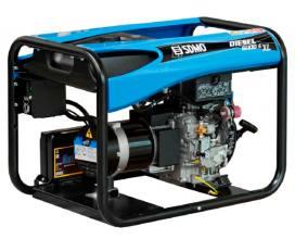 SDMO Diesel 6000 E XL CДизельный генератор SDMO Diesel 6000 E XL C