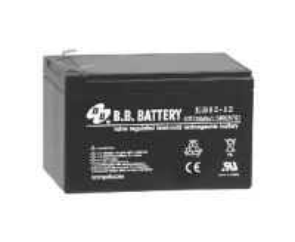B.B. Battery EB12-12Аккумуляторная батарея B.B. Battery EB12-12