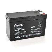 EUROPOWER EP12-9F2Аккумуляторная батарея Europower EP12-9F2