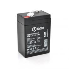 EUROPOWER EP6-4.5F1Аккумуляторная батарея Europower EP6-4.5F1